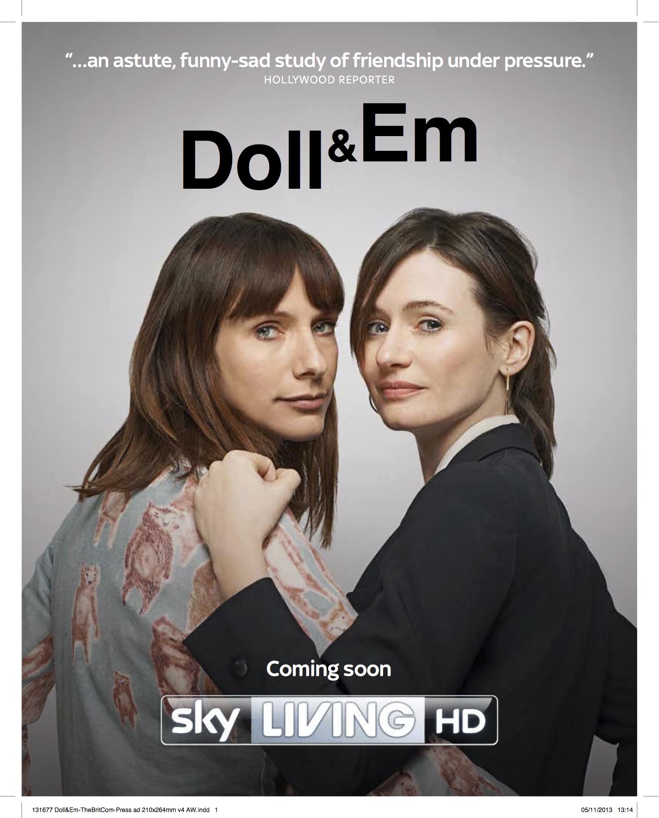 Doll&Em-TheBritCom-Press ad 210x264mm v4 AW LR[1]-1